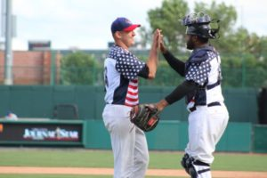 Well-rounded effort lifts Saltdogs to 6-3 rubber match win