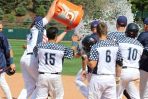 Saltdogs complete sweep with 11th inning walk-off