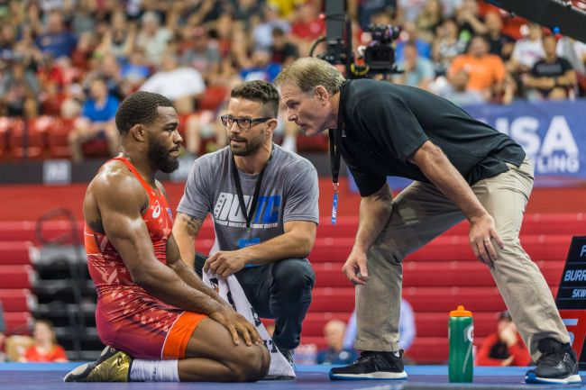 Manning, Snyder Named USA Wrestling Freestyle Coaches of the Year