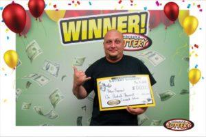 Stromsburg Man Wins $100,000 Playing Crossword Inferno