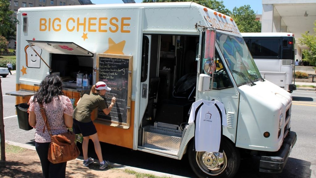 Scottsbluff considering food truck ordinance