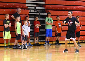 Northeast to hold annual summer basketball camps this month