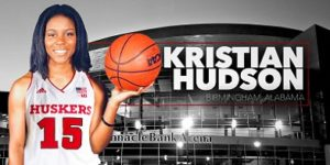 Husker Women add Grad transfer Hudson for next season