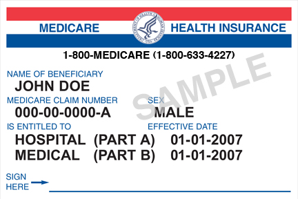 Medicare recipients urged to be alert for new cards