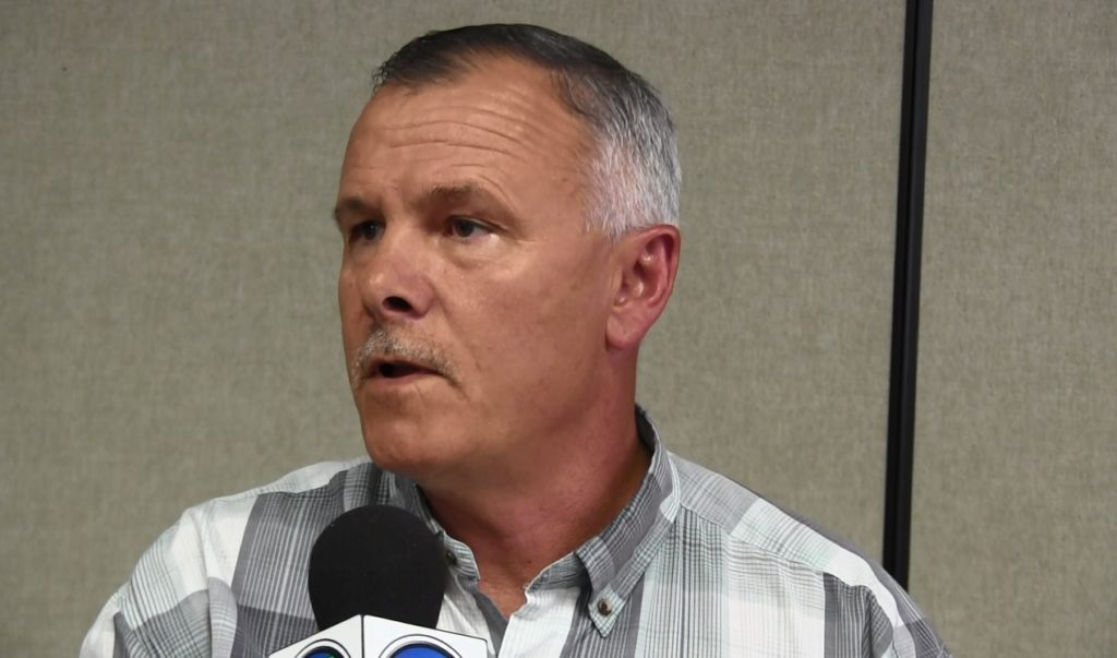 Secretary of State confirms Murrell eligible to run as a write-in candidate