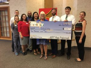 NEXT Young Professionals donate to United Way Day of Caring