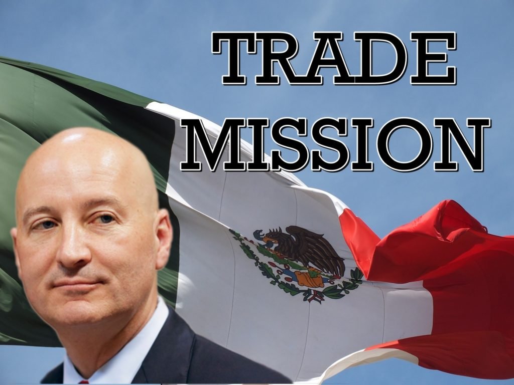 Ricketts seeks participants for Mexico trade mission