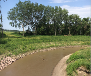 Nebraska's Shell Creek Watershed Makes History