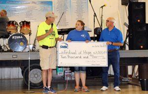 Over $45,000 raised during Festival of Hope