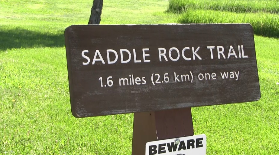 Saddle Rock Trail at Monument re-opens