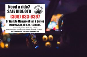 Volunteers still welcome to provide OTD Safe Rides