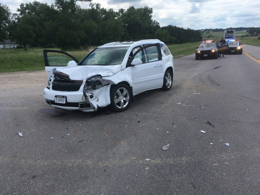 Stanton County Crash Sends One To Hospital