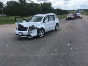 Stanton County Crash Sends One To Hospital