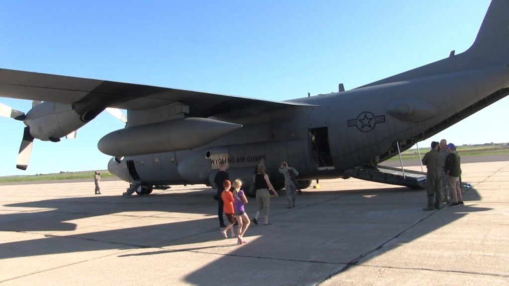 Airport Appreciation Day part of 2018 SVR festivities