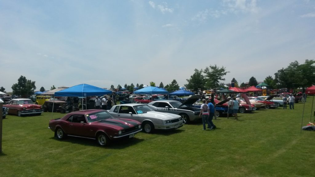 Classic car owners show off their vehicles at 20th annual Show