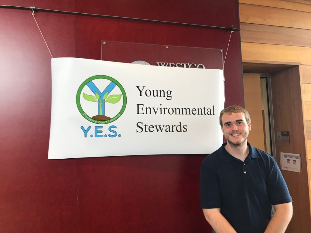Student's capstone project symbolizes goal of Essential Studies Program