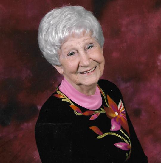 Lucille June Kisler Waugh Rahmig, 98