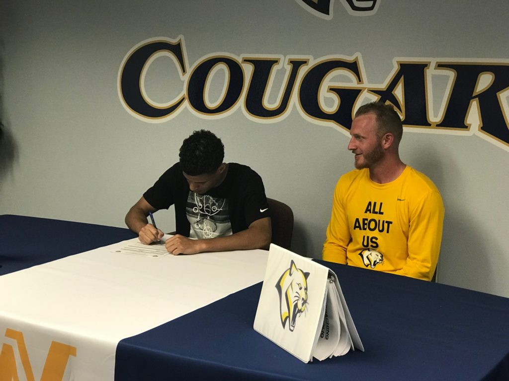 Trent Harris heading to University of Northern Colorado