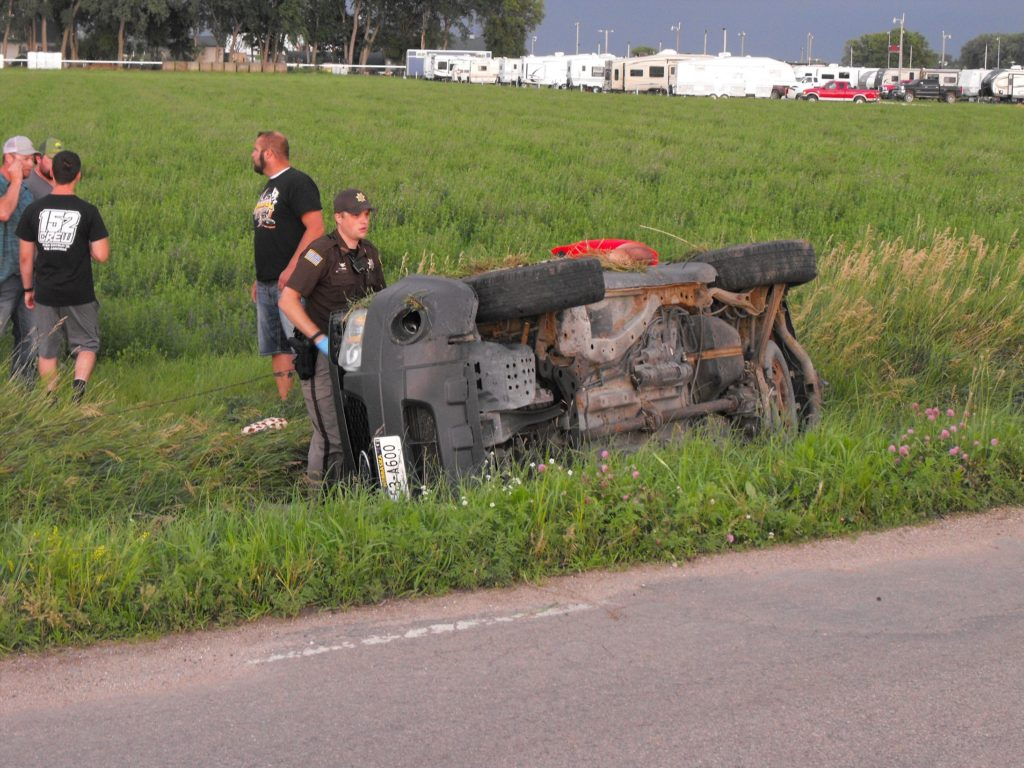 Stanton Woman Critically Injured In Crash