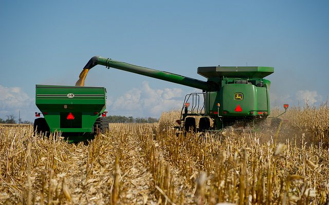 USDA Sees Record Corn Yield in 2018