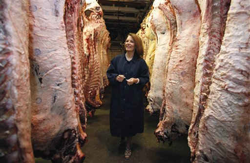 Evaluating Carcass Quality at the NJAS