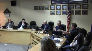 Bluffs Council rejects landfill engineering contract