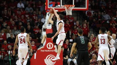 Husker Walkons Receive Honors