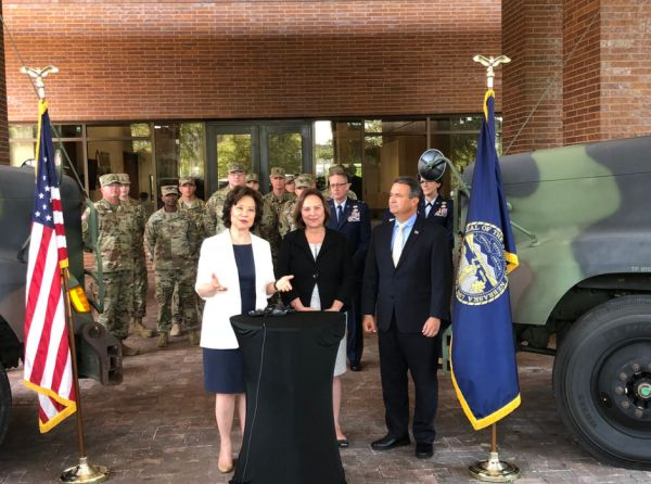 Fischer Welcomes Secretary of Transportation Elaine L. Chao to Omaha
