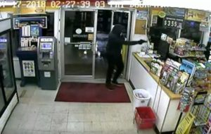 North Platte Qwik Stop robber sought