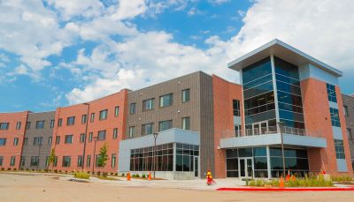 UNK's new residence hall, Village Flats, opens Tuesday