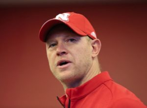 (LIVE) Scott Frost addresses the media (October 15, 2018)