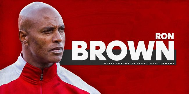 Brown Returns to Nebraska Staff as Director of Player Development