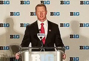 (Audio) Nebraska Coach Scott Frost At Big Ten Media Days