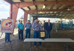 Gov. Ricketts Announces Furnas County as Newest Nebraska Livestock Friendly County