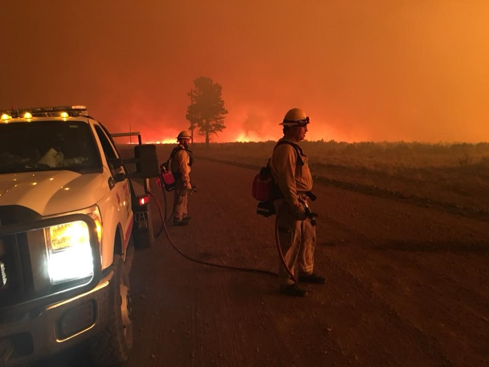 Nebraska Forest Service awards rural fire grants