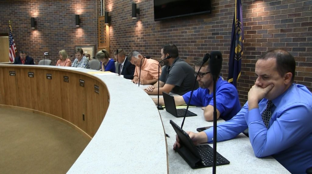 Gering council to hold public hearing tonight on 2018-19 budget