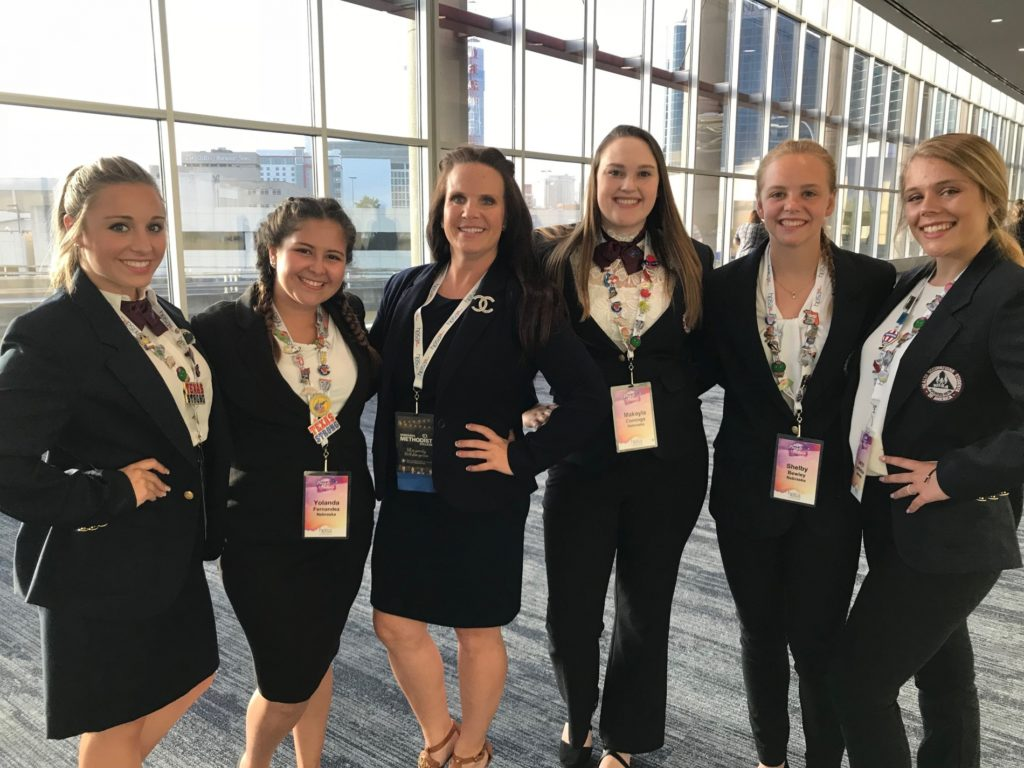 Five SHS health occupation students do well at International Conference