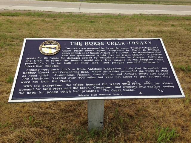 Morrill celebrates Horse Creek Rendezvous Day