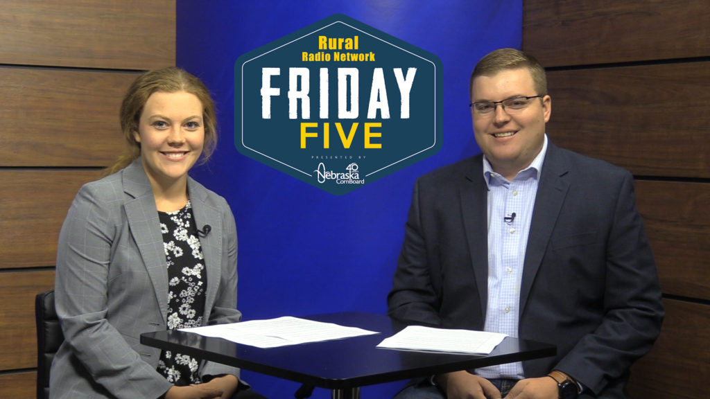 (VIDEO) Friday Five: Top Stories in Agriculture (July 6, 2018)