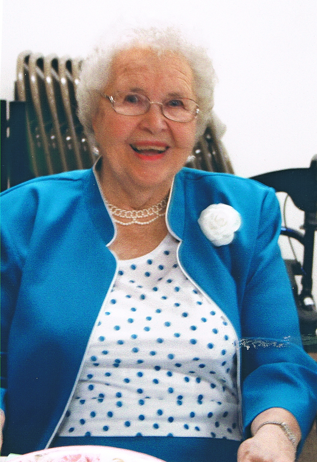 Ora May McMichael, 102, of Farnam, NE