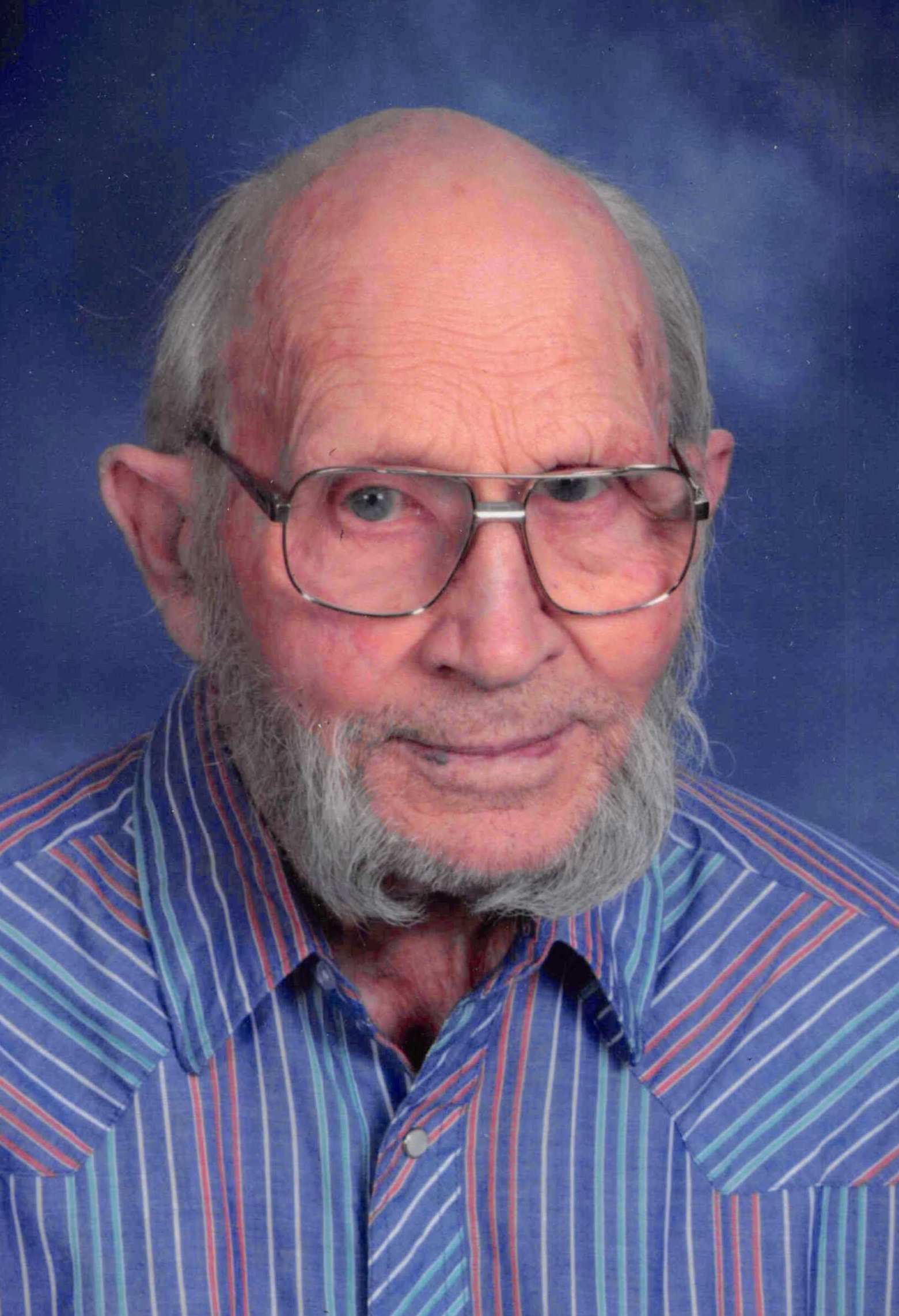 Ben Warner, 88, of Gothenburg, Nebraska