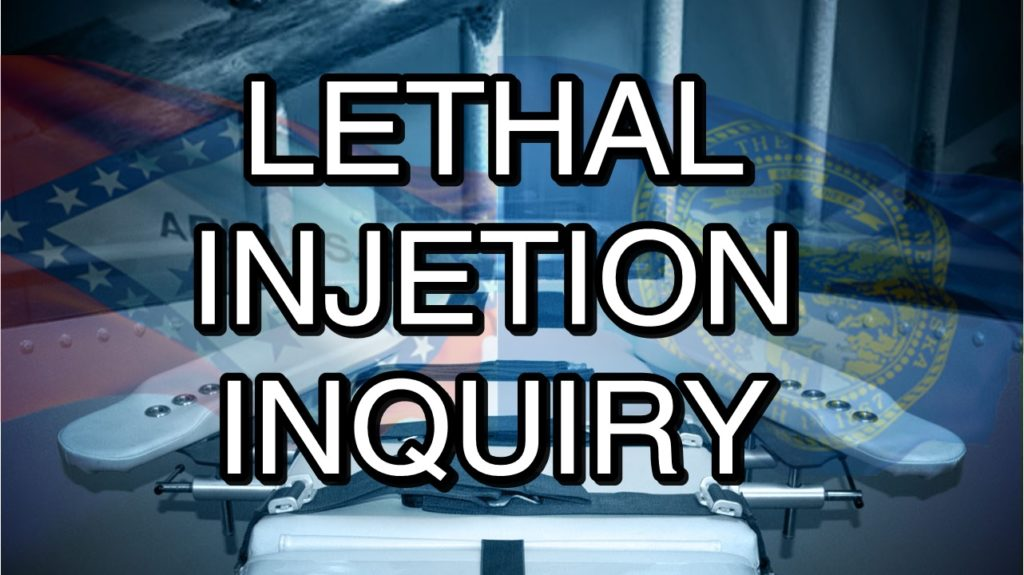 Arkansas attorneys request Nebraska lethal injection info