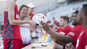 Nebraska Football Fan Day Set for Aug. 18th