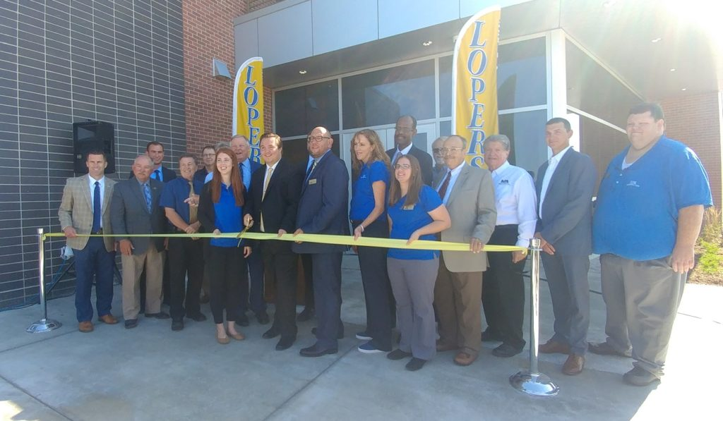 (Audio) As Village Flats opens, UNK vision becoming reality