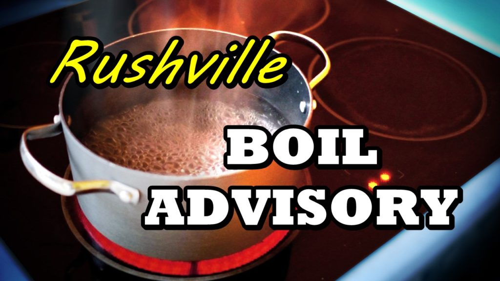 Rushville residents urged to boil water