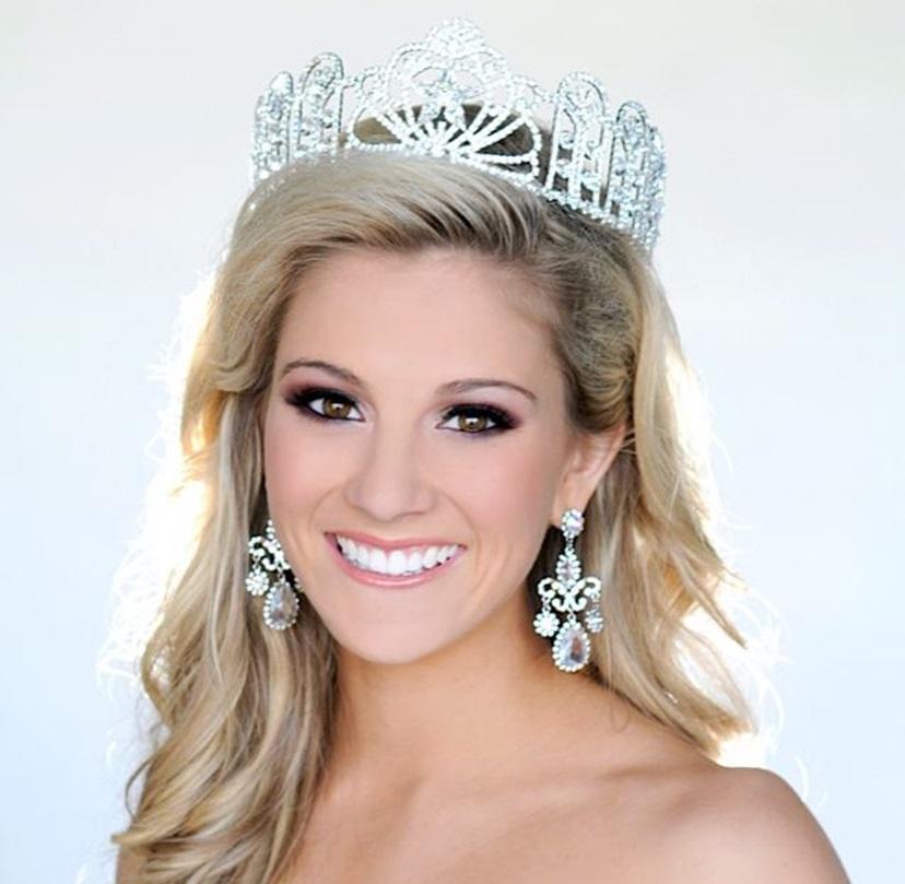 Nebraska's first ever Miss USA in Scottsbluff today