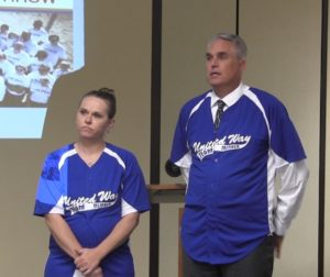 Tompkins and Couse named United Way Campaign Co-Chairs