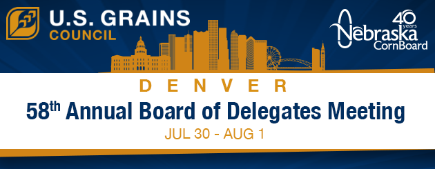 58th Annual Board of Delegates Meeting for the U.S. Grains Council