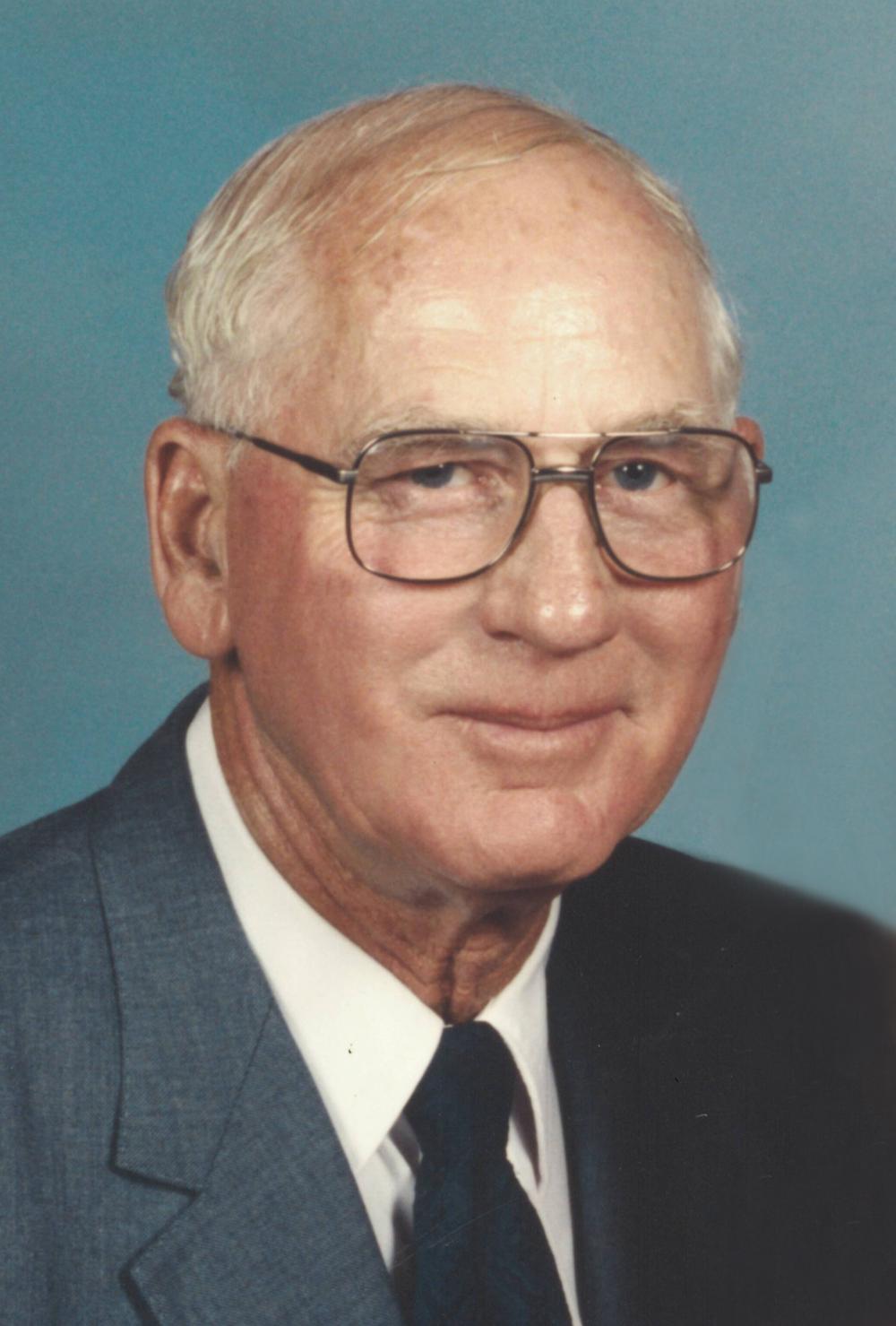 Robert Harold Westerbeck, 90 years of age, of Alma