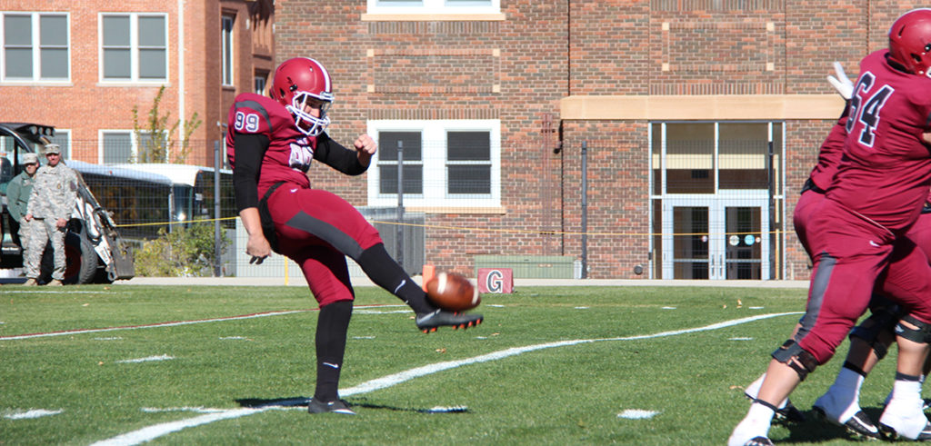 Kozlik selected RMAC Preseason Special Teams Player of the Year